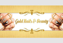 Gold Nails & Beauty