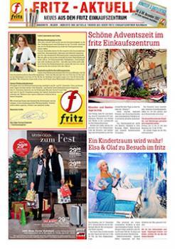 Centerzeitung 05-2017 - Neues aus dem fritz