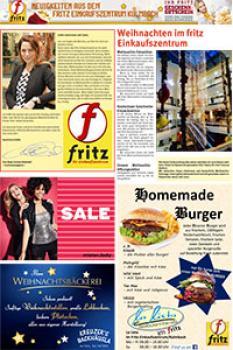 Centerzeitung 08-2016 - Neues aus dem fritz