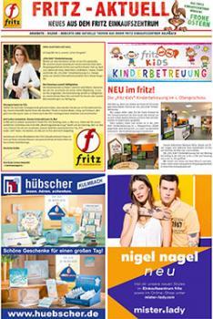 Centerzeitung 02-2017 - Frohe Ostern