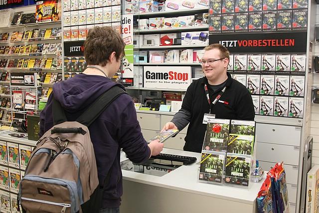 GameStop  GameStop